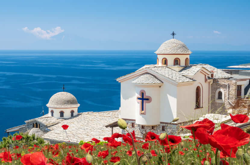 Grecja Thassos