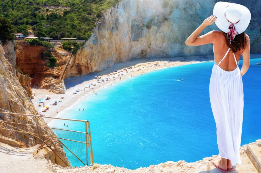Grecka wyspa - Lefkada