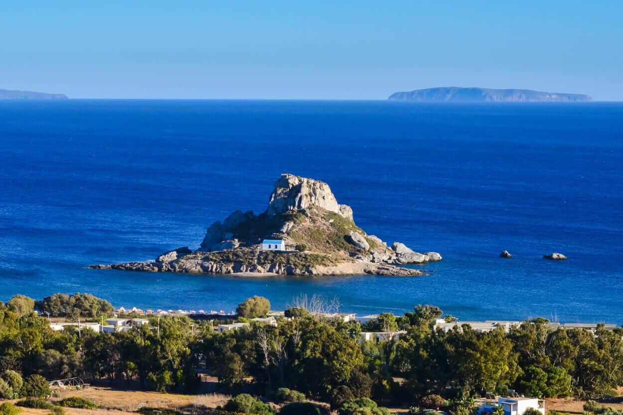 Kos Wyspa - kiedy jechać na wakacje, urlop, wypoczynek, wycieczka