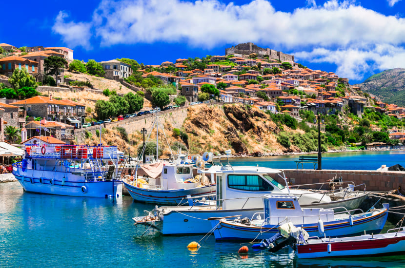 Lesbos, Grecja