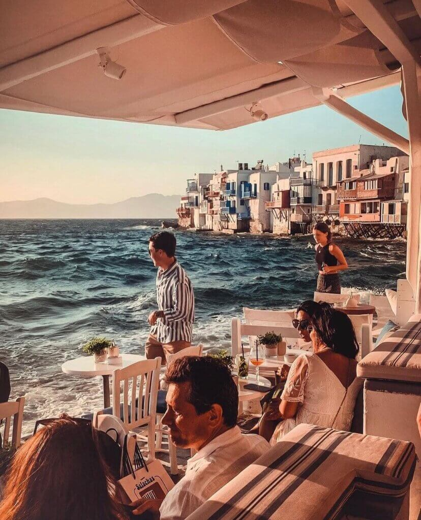 Mykonos Grecja