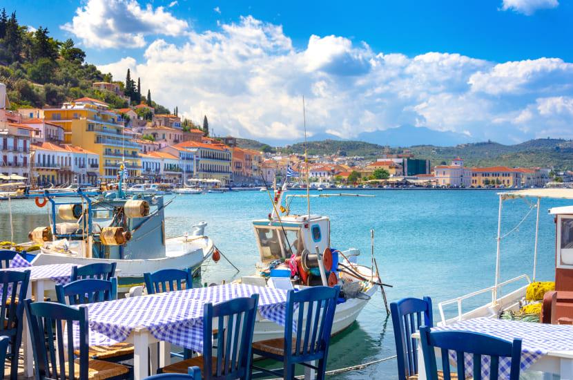 Peloponez, Grecja