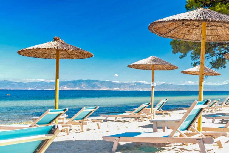 Thassos - wakacje i wczasy na Thassos