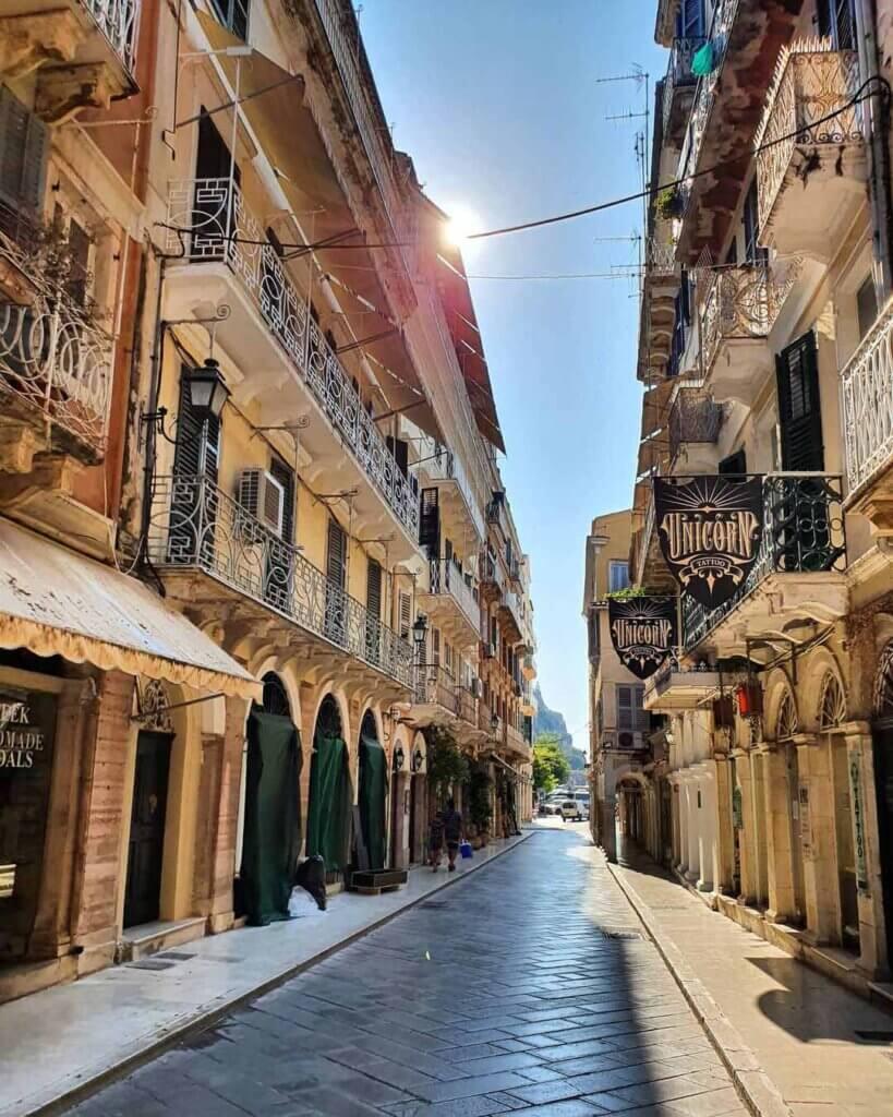 Wycieczka na Korfu