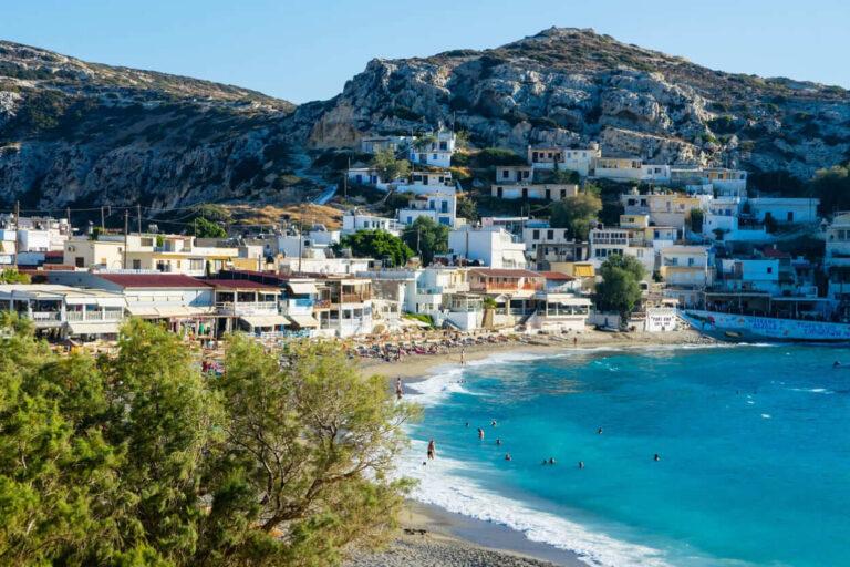 Wyspa Kreta - wakacje, wycieczki, urlop na Krecie