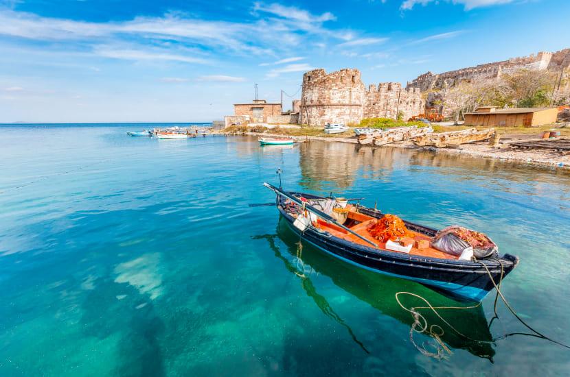 Wyspa Lesbos