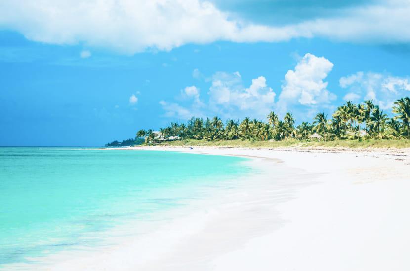 Bahamy - listopad, wakacje