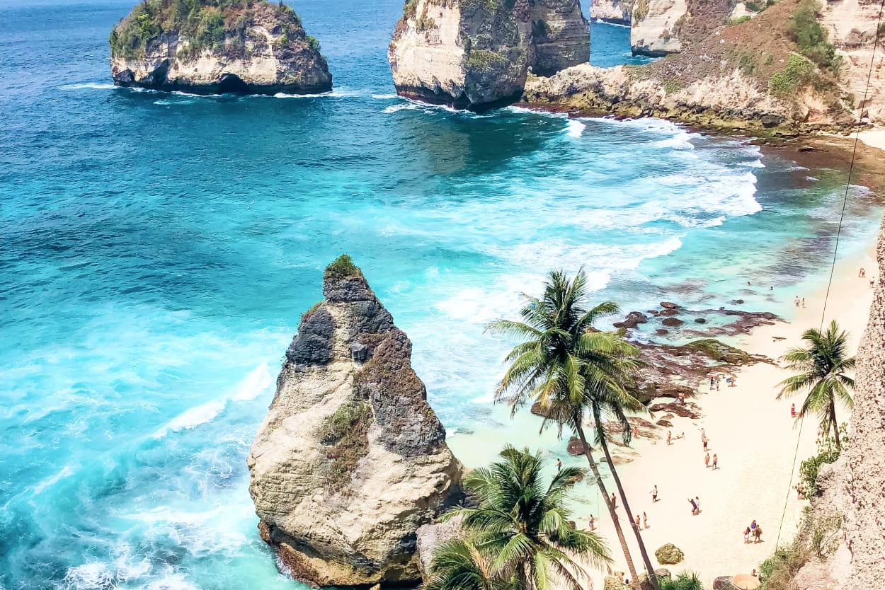 Bali - ile się leci