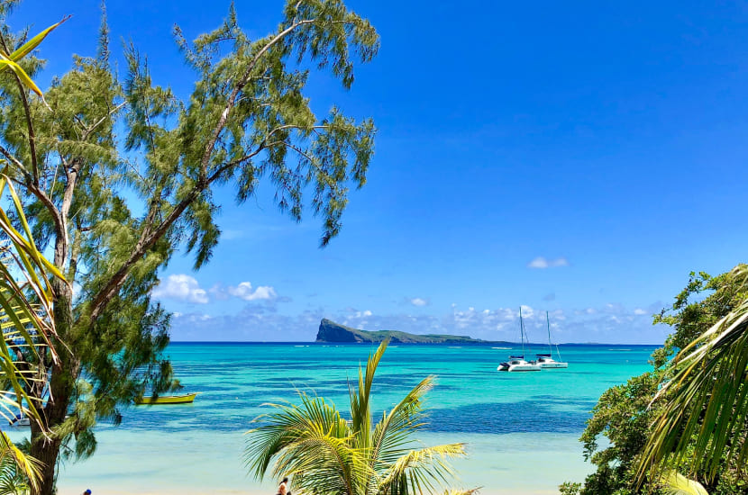 Czas lotu na Mauritius