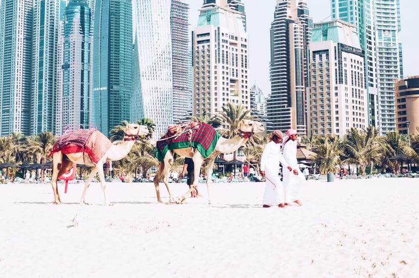 Dubaj w listopadzie na wakacje
