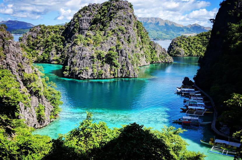 Filipiny - jak długo leci się samolotem