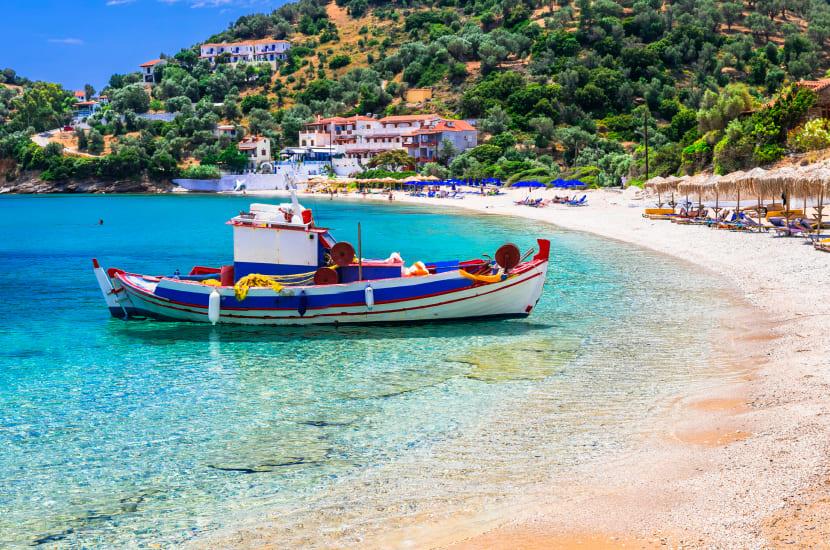 Grecja Samos Wakacje
