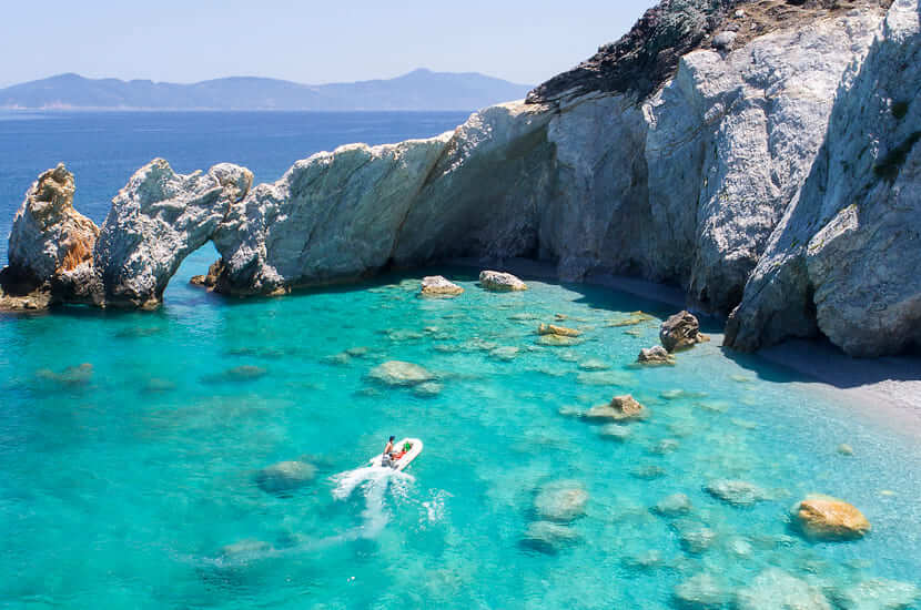 Skiathos - Grecka wyspa