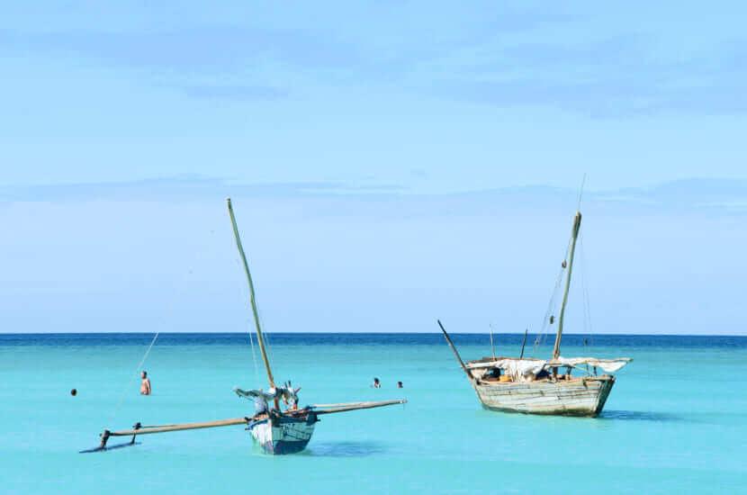 Ile się leci na Madagaskar