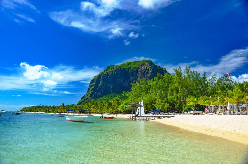 Ile się leci na Mauritius