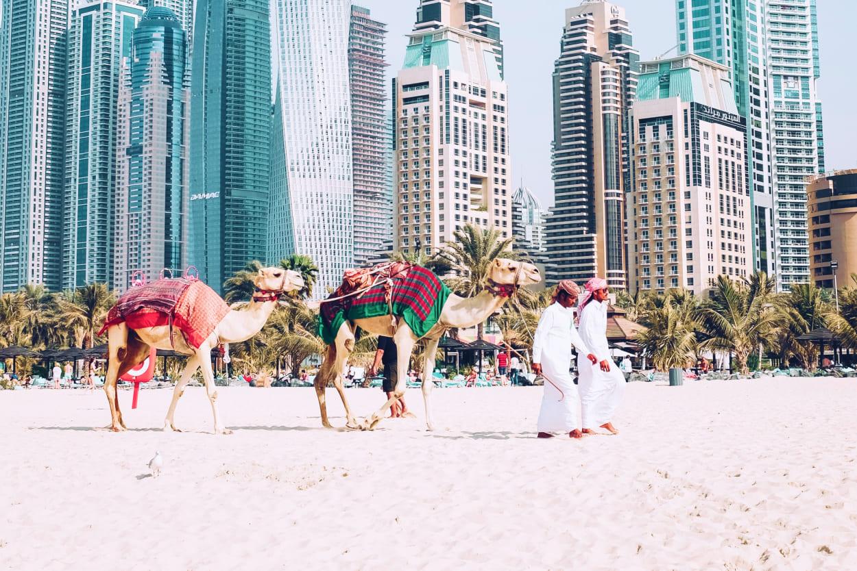 Ile trwa lot do Dubaju