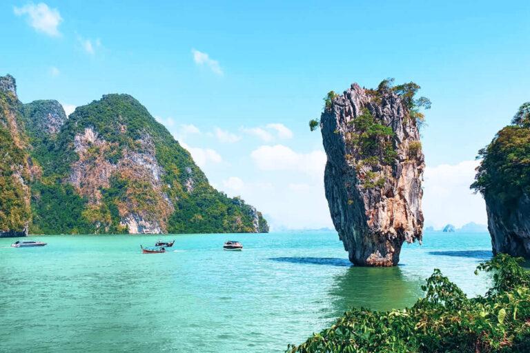 Ile trwa lot do Tajlandii
