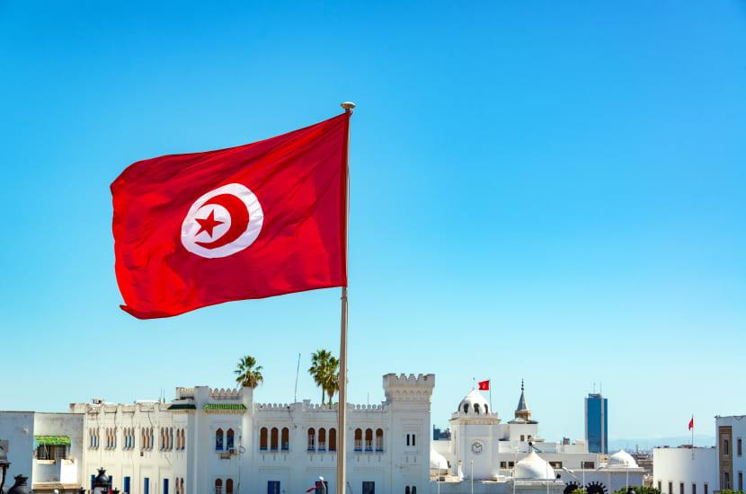Ile trwa lot do Tunezji