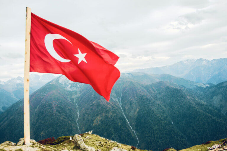 Ile trwa lot do Turcji