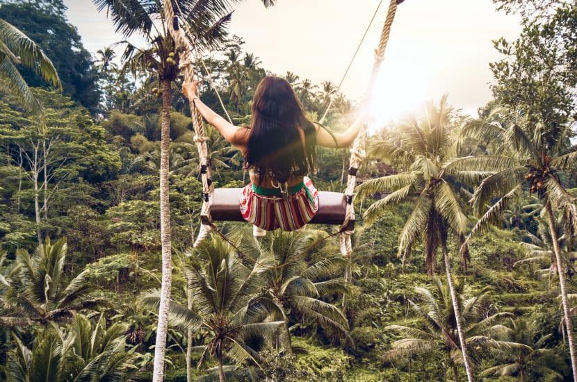 Ile trwa lot na Bali
