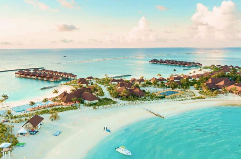 Jak długo się leci na Malediwy