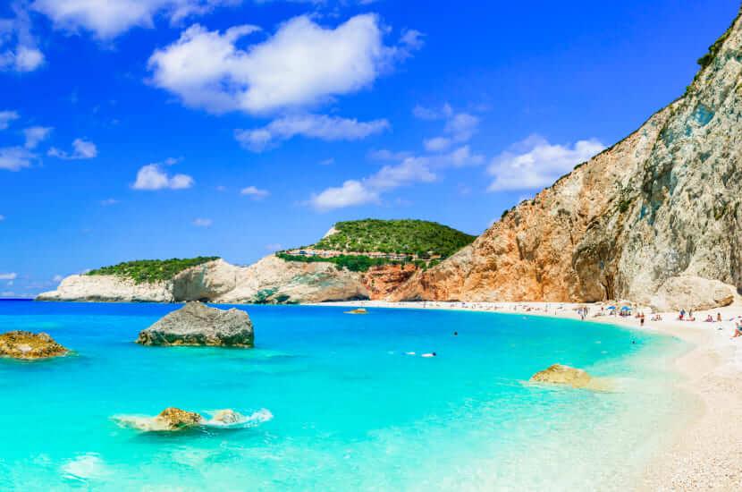 Wyspy Greckie - Lefkada