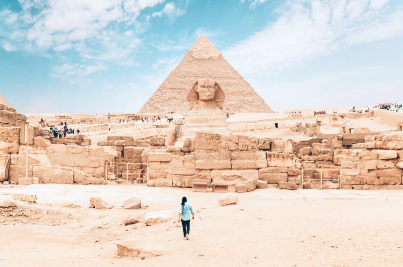 Listopadowy Egipt - gdzie warto pojechać