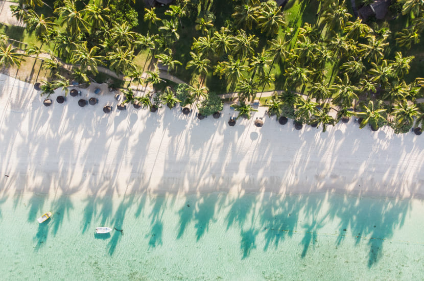 Lot na Mauritius - ile trwa