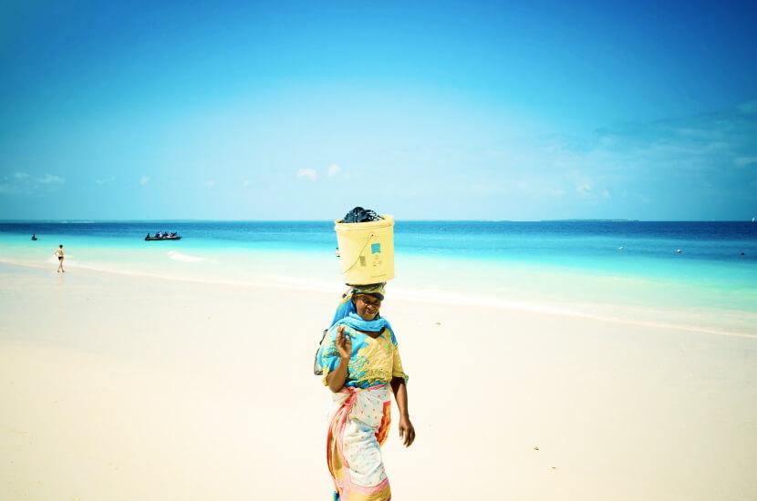Lot na Zanzibar - ile trwa?