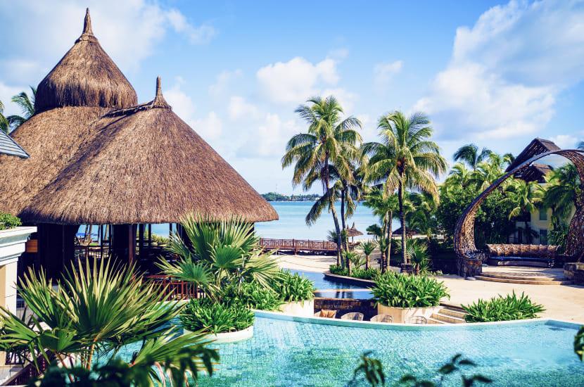 Mauritius - ile się leci