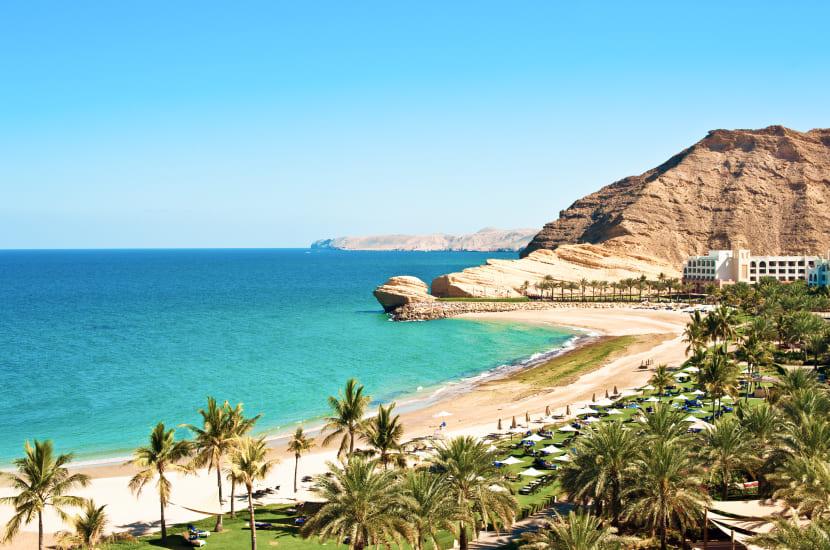 Oman. Gdzie jest ciepło w styczniu