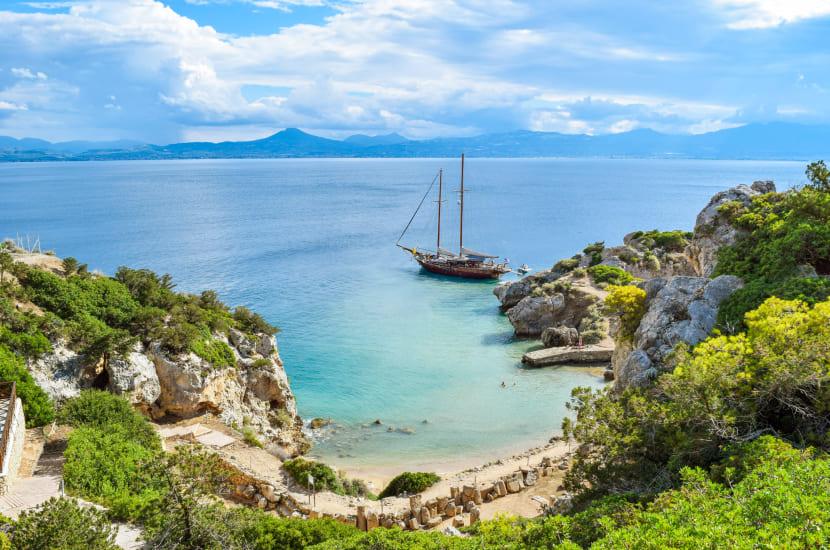 Samos Grecja