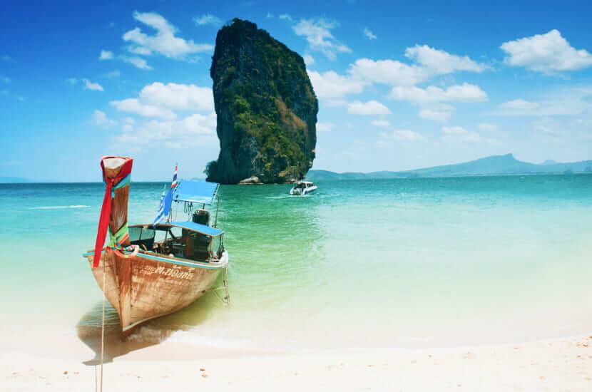 Tajlandia - ile się leci.