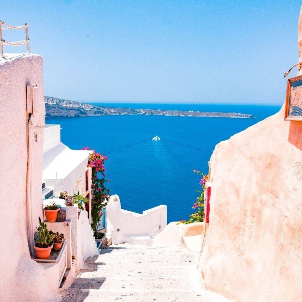 Wyspy Grecji