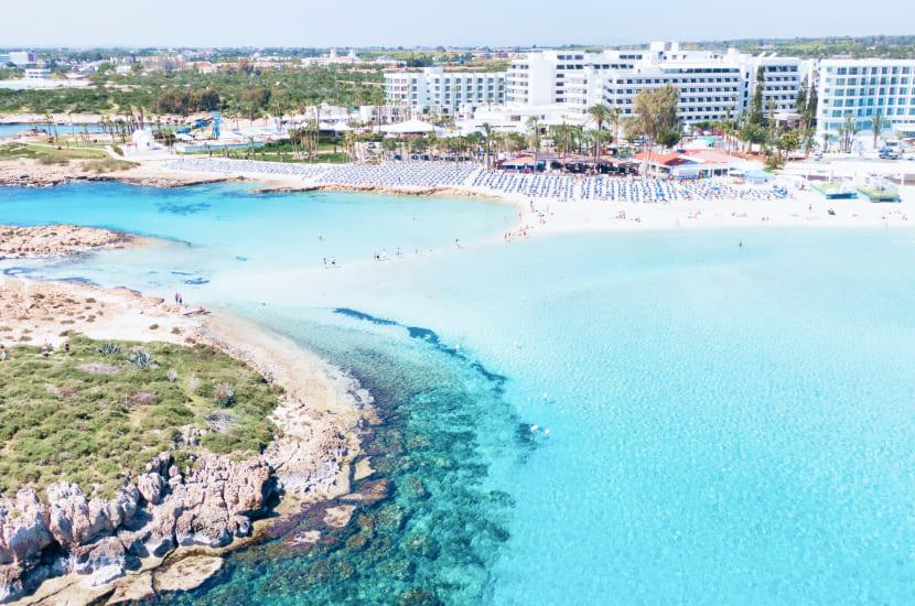 Wakacje w listopadzie na Cyprze