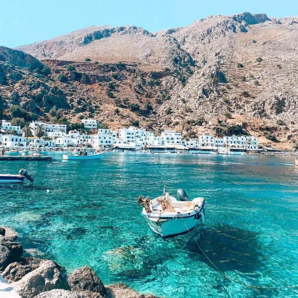 Kreta - grecka wyspa