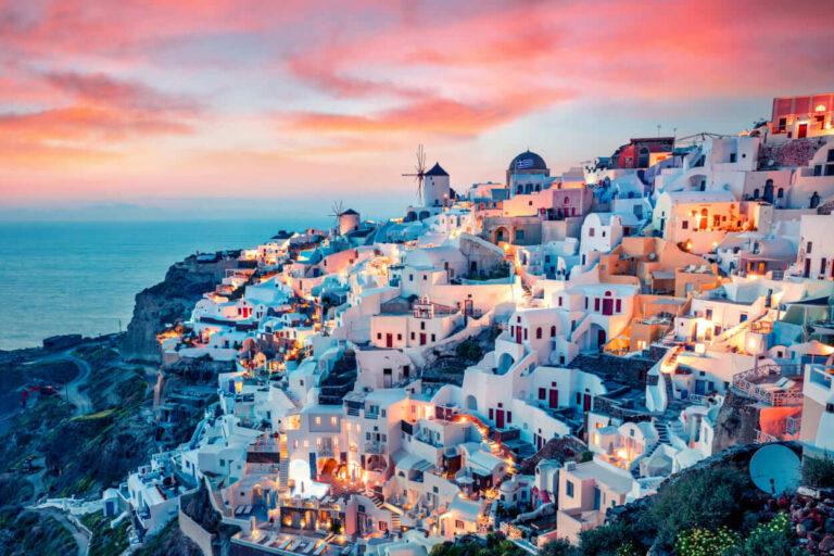 Wyspy Greckie - najlepsze propozycje na wakacje na greckich wyspach