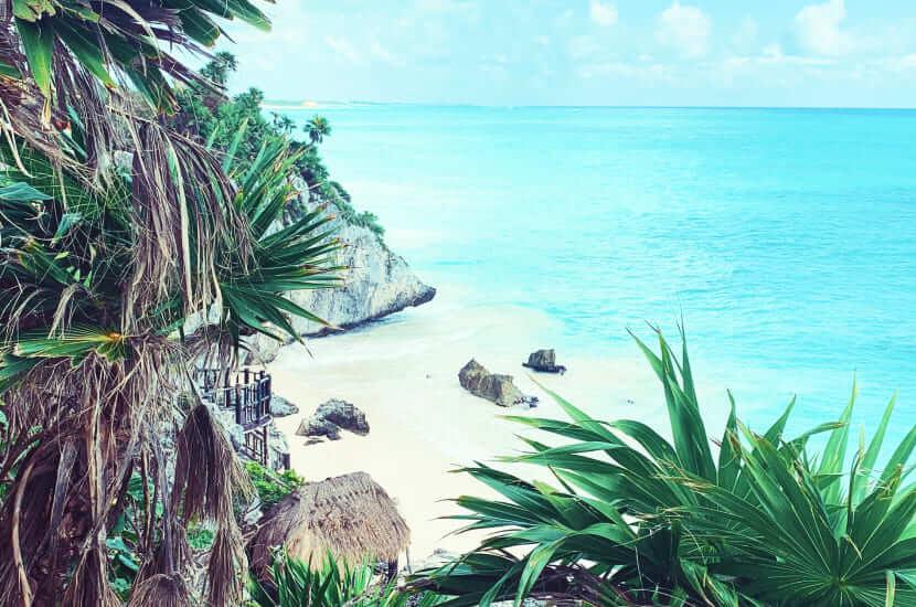 Cancun - lipiec, gdzie lecieć na wakacje