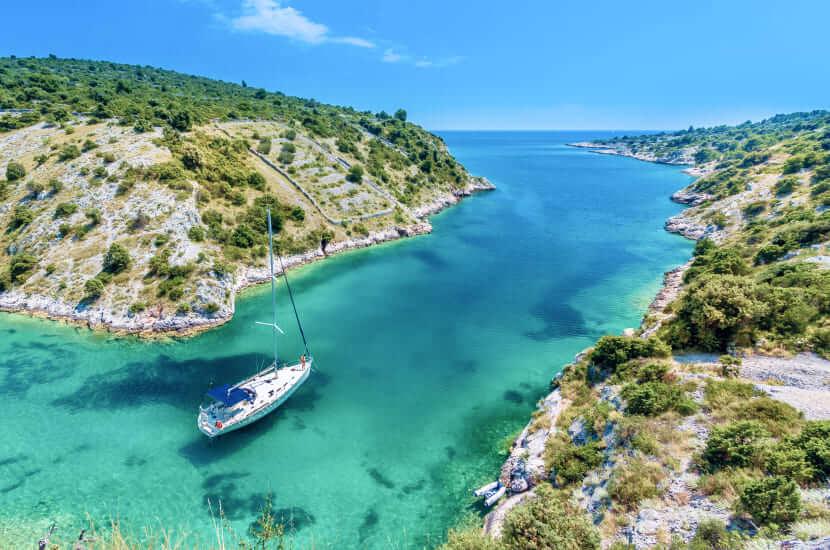 Chorwacja. Gdzie na wakacje w lipcu.