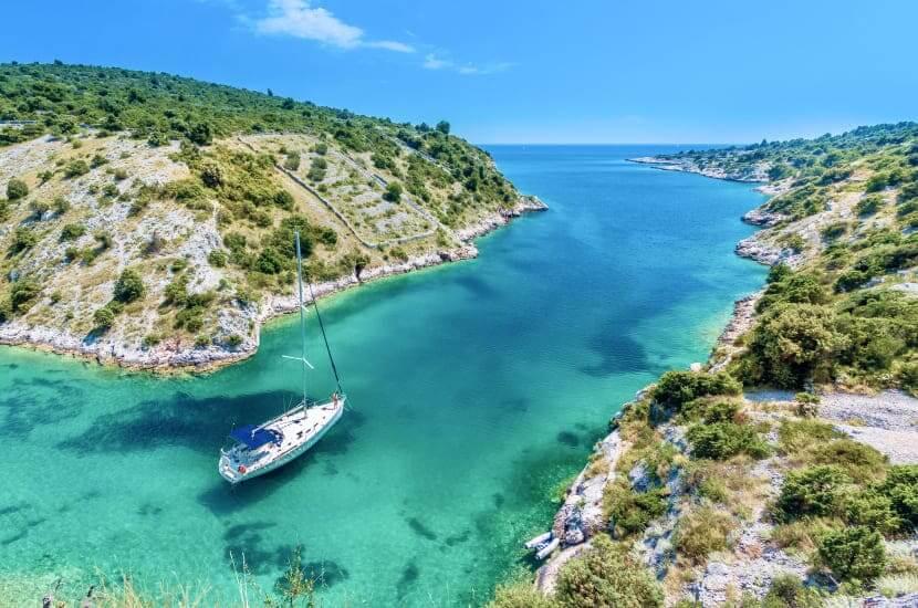 Chorwacja. Gdzie na wakacje w sierpniu