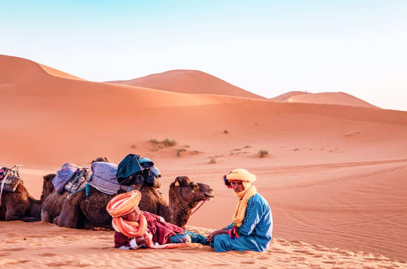 Czerwcowe Maroko