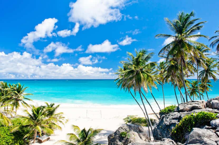 Gdzie w maju gorąco. Barbados