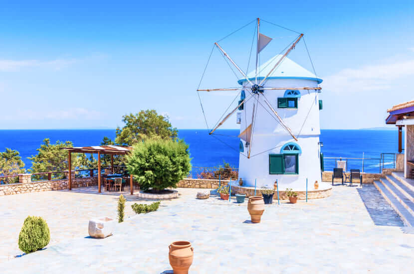 Grecja - wakacje w maju