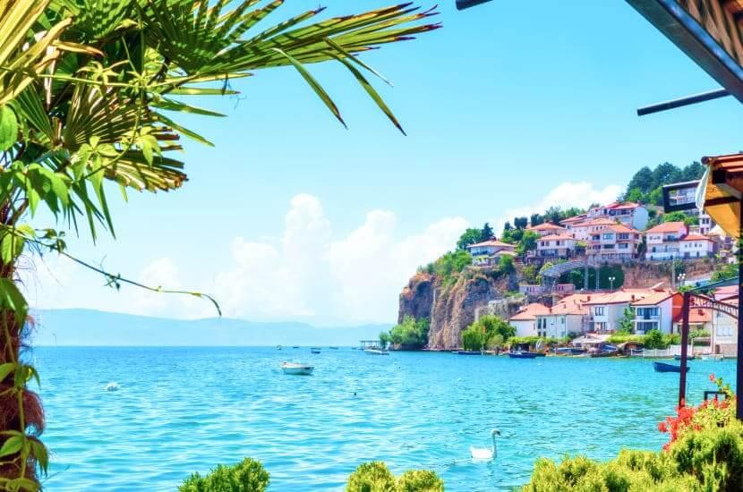 Macedonia. Mniejsze tłumy i piękna pogoda we wrześniu