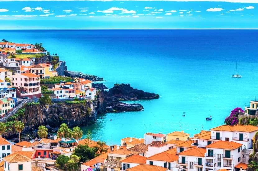 Madera we wrześniu na wakacje