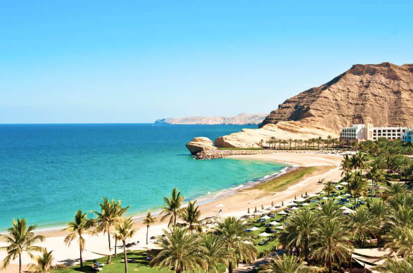 Oman. Gdzie jest ciepło w maju