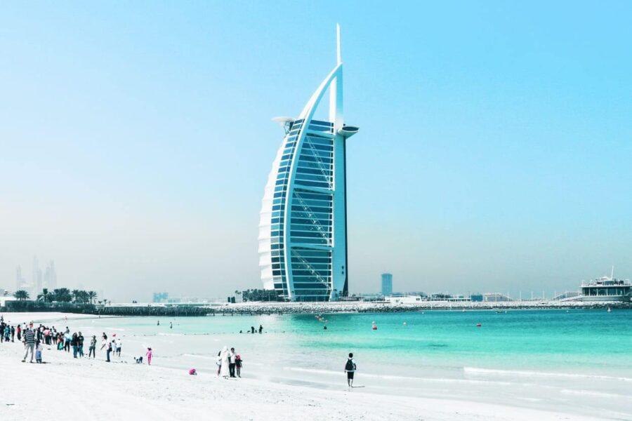 Pogoda Dubaj