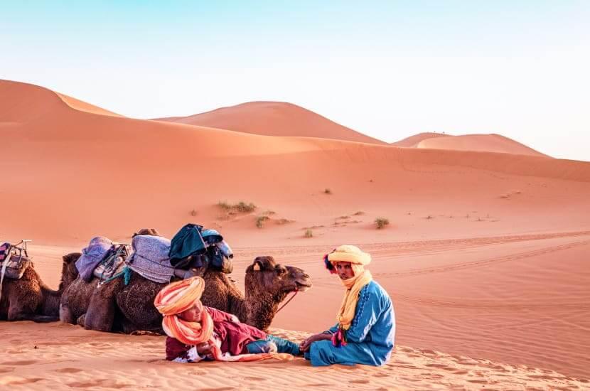 Sierpniowe Maroko. Photo by Tatiana Zanon on Unsplash
