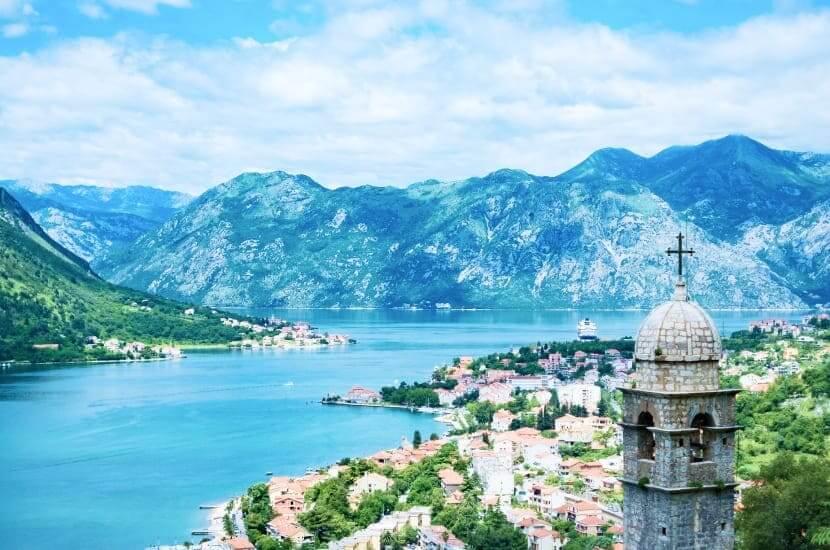 Sierpniowe wakacje - Czarnogóra