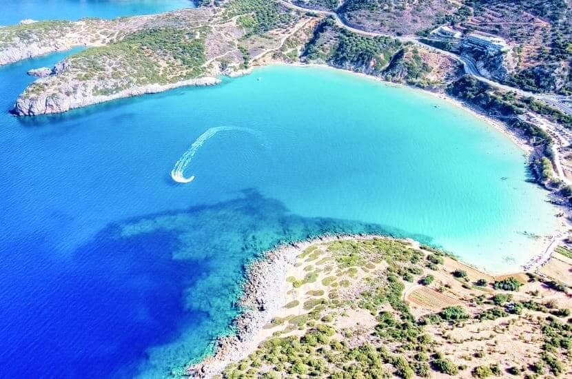 Urlop w sierpniu w Grecji